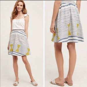 Anthropologie PLENTY BY TRACY REESE Skirt XS